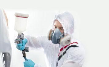 Jak lakierować plastikowe elementy