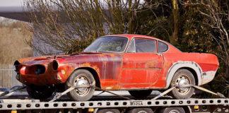 Auta po wypadku – jak się go szybko pozbyć?