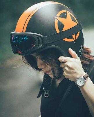 Kask motocyklowy - wybierz ten idealny dla Ciebie