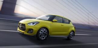 Jak jeździ Suzuki Swift Sport Hybrid
