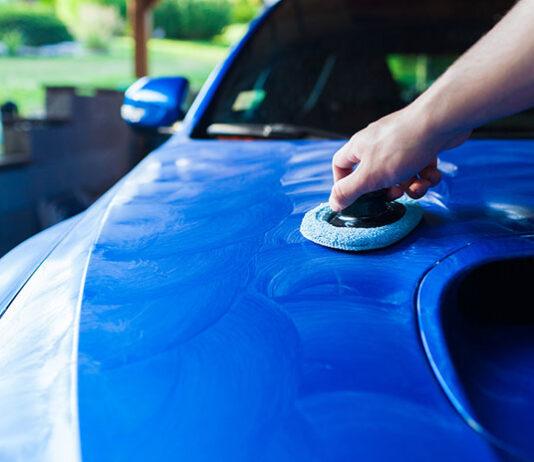 Jak zabezpieczyć lakier samochodowy
